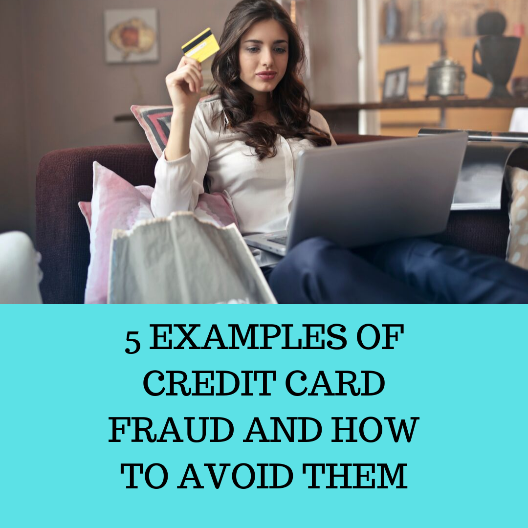 examples of credit card fraud