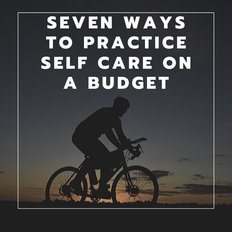 self care on a budget