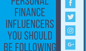 personal finance influencers