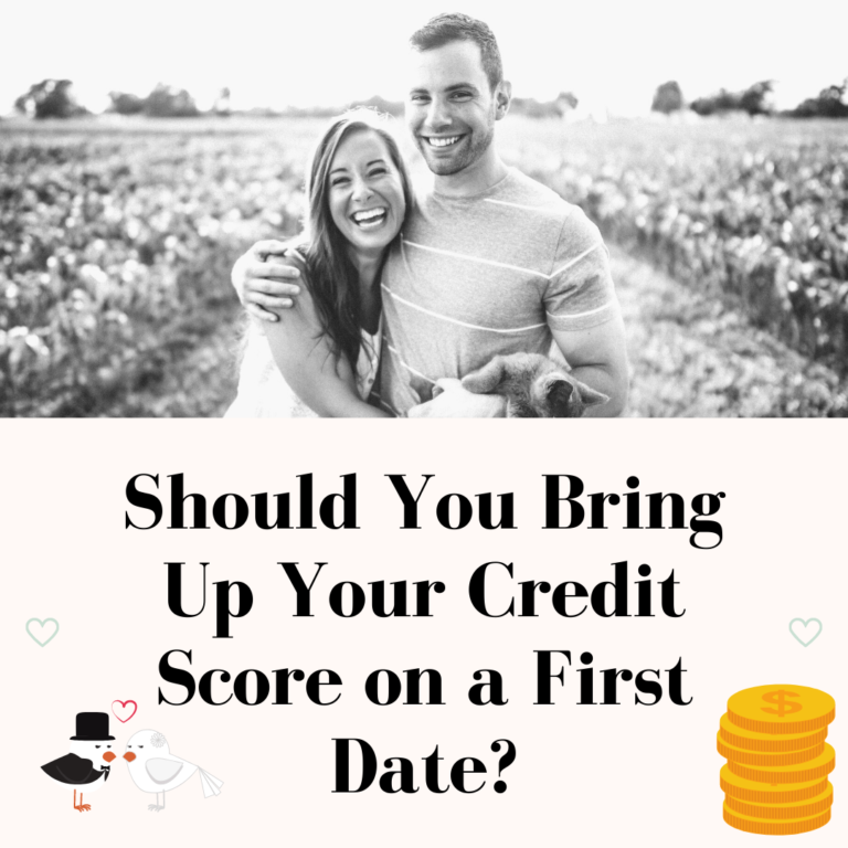 dating and finances